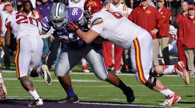 Kansas State DL Terrell Clinkscales Leaves Team