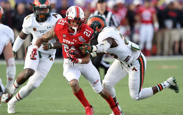 "Utah RB Troy McCormick Suffers ""Severe"" Knee Injury"