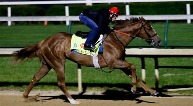 Kentucky Derby News For April 22, 2015