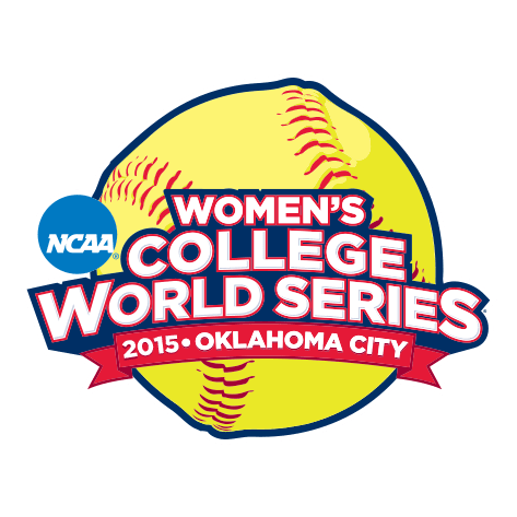 2015 Women's College World Series Logo (NCAA.com)