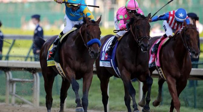 2015 Preakness Stakes Draw