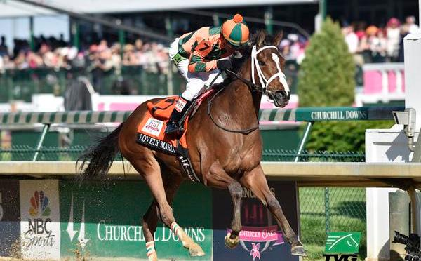 Lovely Maria Wins Kentucky Oaks 141