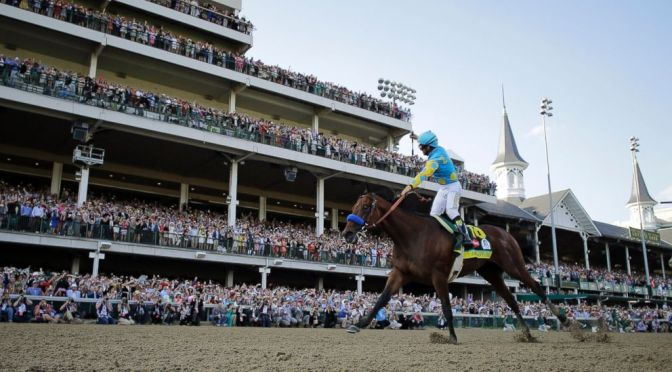 What We Learned From The 2015 Kentucky Derby
