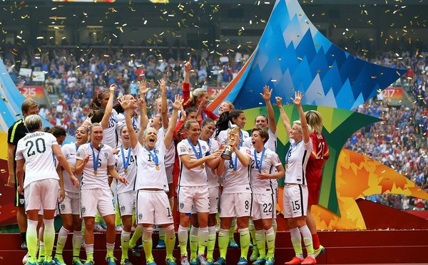 What Hurt the 2015 FIFA Women's World Cup
