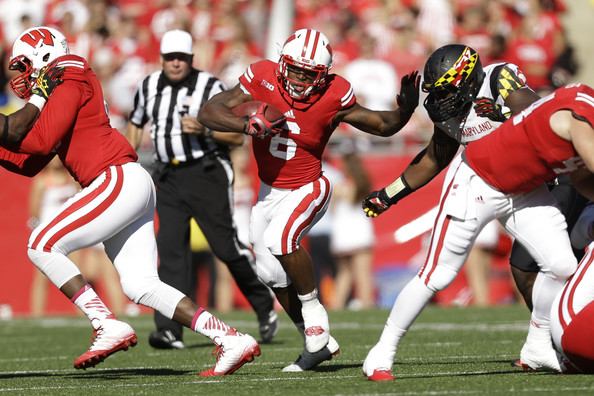 Corey Clement has big shoes to fill in replacing Melvin Gordon while Wisconsin has been to three of the first four Big 10 Championship Games. (Mike McGinnis/Getty Images North America)