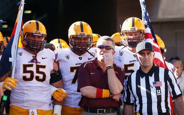 2015 College Football Preview: Pac-12 South