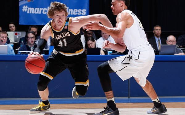 Big Second Half Lifts Wichita State Over Vanderbilt