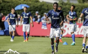 Baba Rahman to rediscover his lost form with Schalke 04