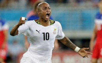 Andre Ayew should be named Ghana captain - Tanko