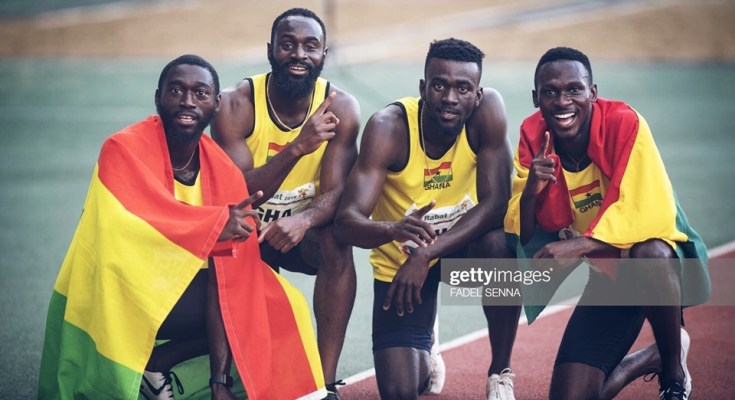MOYS Wishes Team Ghana Success At Doha 2019