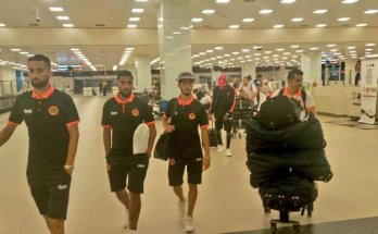 RS Berkane arrives in Ghana ahead of Ashantigold tie