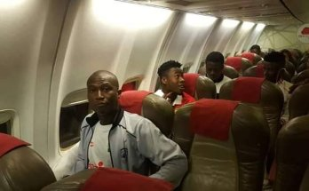Kumasi Asante Kotoko arrives in Tunisia for Etoile du Sahel game