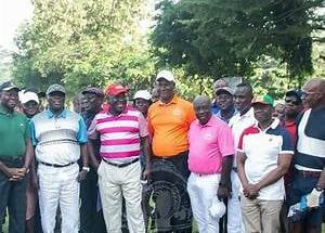 Okyenhene MTN Invitational Golf On Saturday, Oct. 19