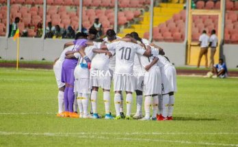 Ghana to face The Gambia today …in WAFU championship