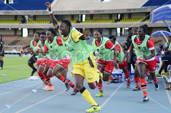 Harambee Starlets edge Black Queens out of Tokyo 2020 qualifiers