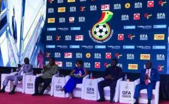 Aspirants confident of redeeming the image of Ghana Football