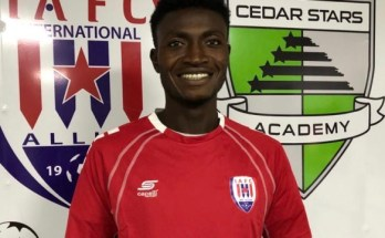 Ben Yaro completes Inter Allies switch ahead of the season