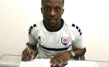 Inter Allies FC sign shot-stopper George Apronti: