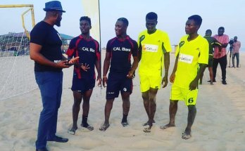 Yaw Ampofo Ankrah named as Beach Soccer Committee Chairman