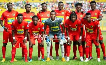 Shattered Dreams...As Asante Kotoko beat Legon Cities in Accra