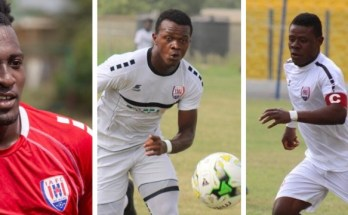 Inter Allies trio joins Danish top flight side HB Koge
