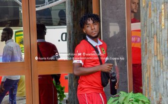 Maxwell Baakoh: Kotoko midfielder thankful to fans for support