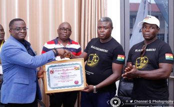 GOC President Focused On Putting Ghana Sports High