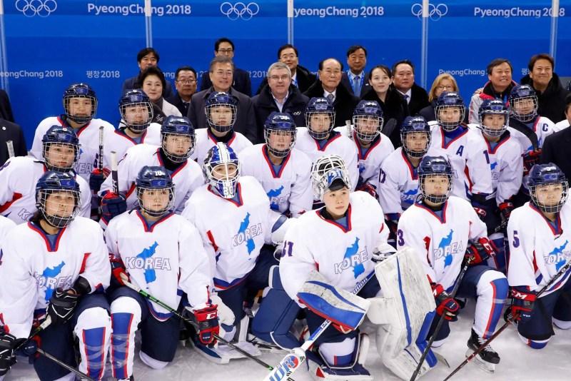 United Korean Ice Hockey Team