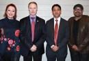 Bruce the President, USA Ju-Jitsu Federation met Shammi Rana