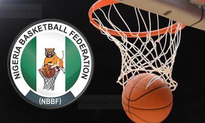 NBBF Nigerian Basketball Federation