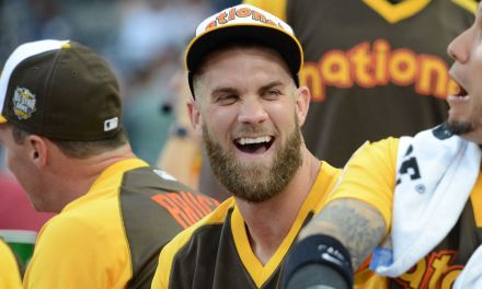 The Astros Came This Close to Trading for Bryce Harper Last Year