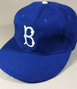 Brooklyn Dodgers Replica Snap Back Cap
