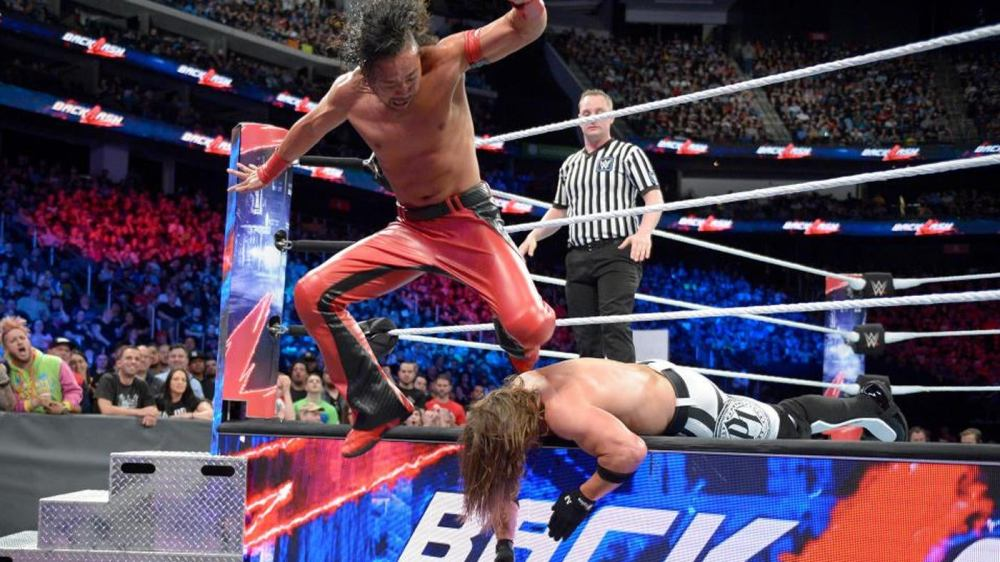 WWE Yearly Review: 2018 Pay-Per-View Event Rankings - TSJ101