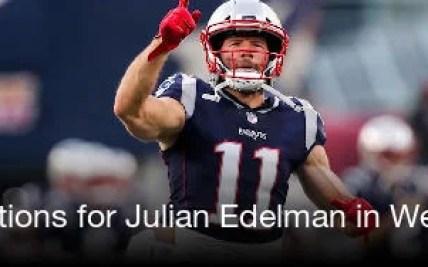 Julian Edelman Wallpaper Hot Trending Now