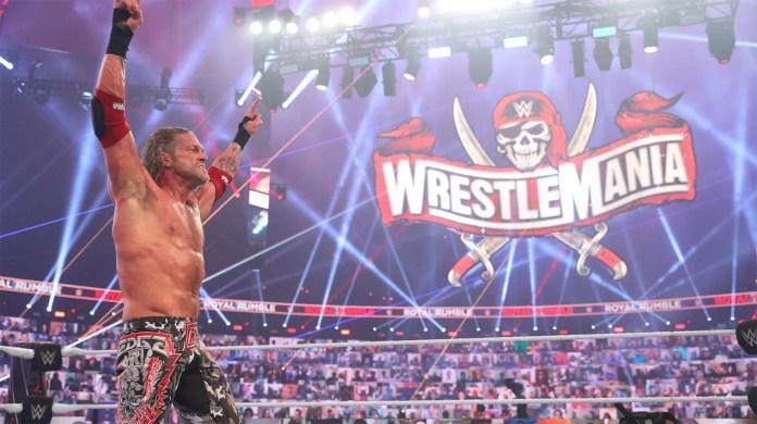 2021 WWE Royal Rumble results, recap, grades: Edge, Bianca Belair emerge as  winners on strong show - CBSSports.com
