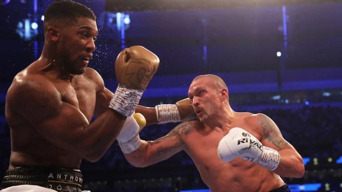 Anthony Joshua vs. Oleksandr Usyk results, highlights: Usyk upsets 'AJ' to  claim unified heavyweight titles - CBSSports.com