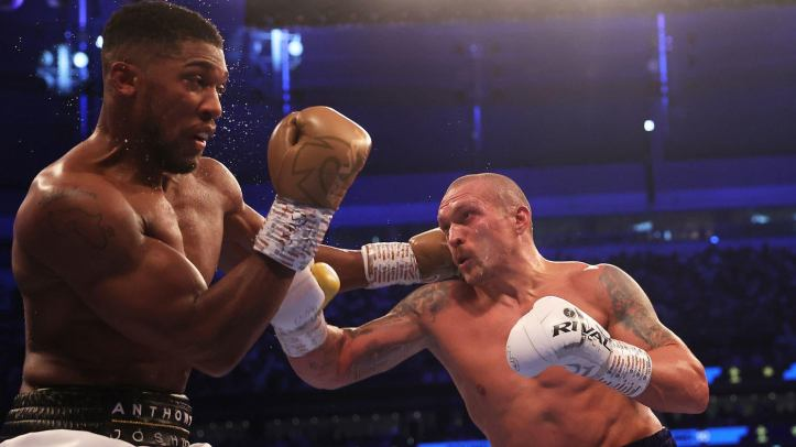 Remember a time when some people thought Bellew would be too much for Usyk? | MAFB: Joshua vs Usyk