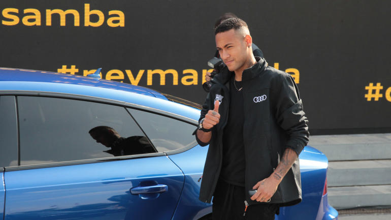 LOOK Barcelona Players Gifted Free Audi Cars Which Did