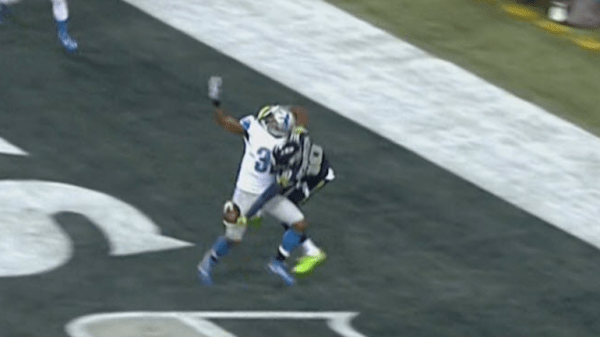 Lions vs. Seahawks highlights: Seahawks WR got away with ...