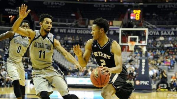Rutgers Basketball reaches out to Bryant transfer Nisre ...