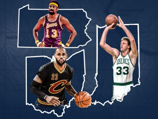 Who is the best NBA player from your state? - CBSSports.com