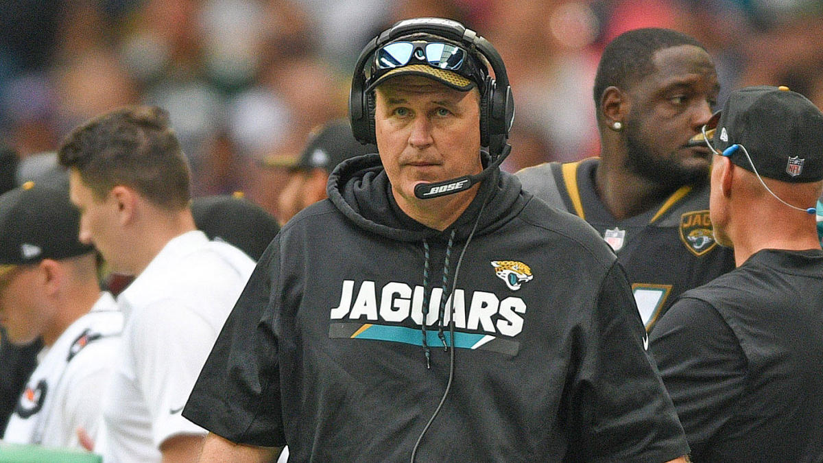 Doug Marrone reportedly has a good chance to remain as Jacksonville's head coach in 2020 - CBSSports.com