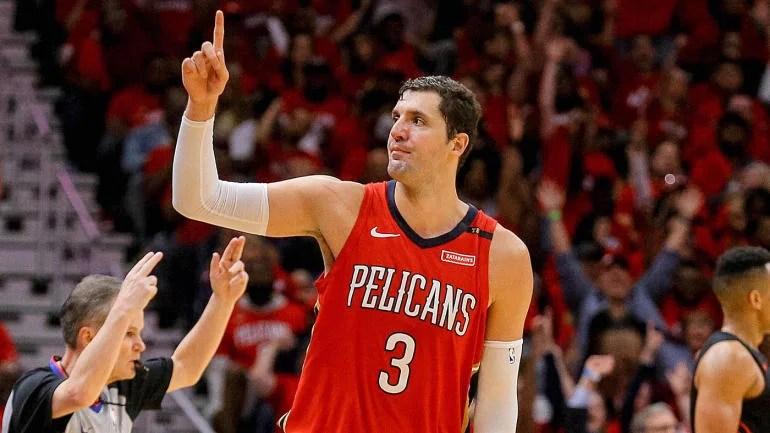 NBA Playoffs 2018 Pelicans Have Unleashed Nikola Mirotic