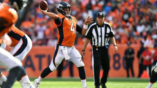 Case Keenum Says He Was Definitely Shocked By Broncos Trade For Joe Flacco Cbssports Com