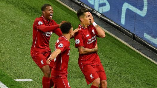 Liverpool vs. PSG score, recap: Firmino scores last-gasp ...