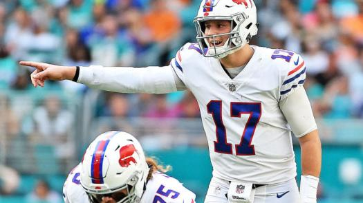 Making a case for Josh Allen as the NFL's best rookie ...