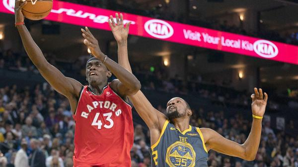 Kevin Durant calls Raptors legit title contenders after ...