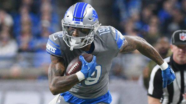 Kenny Golladay will be one of the New York Giants top targets in free agency