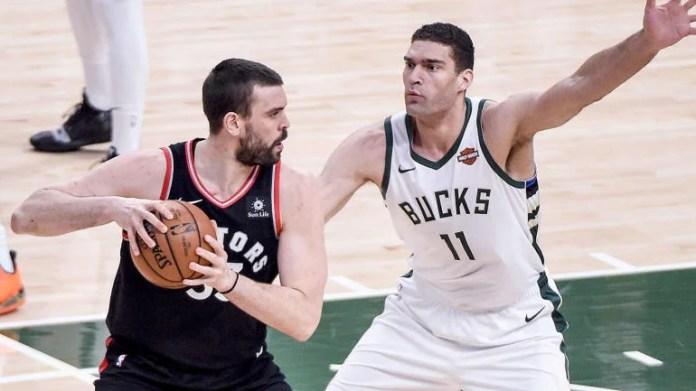 2019 NBA Playoffs: Watch Raptors vs  Bucks Game 1, live