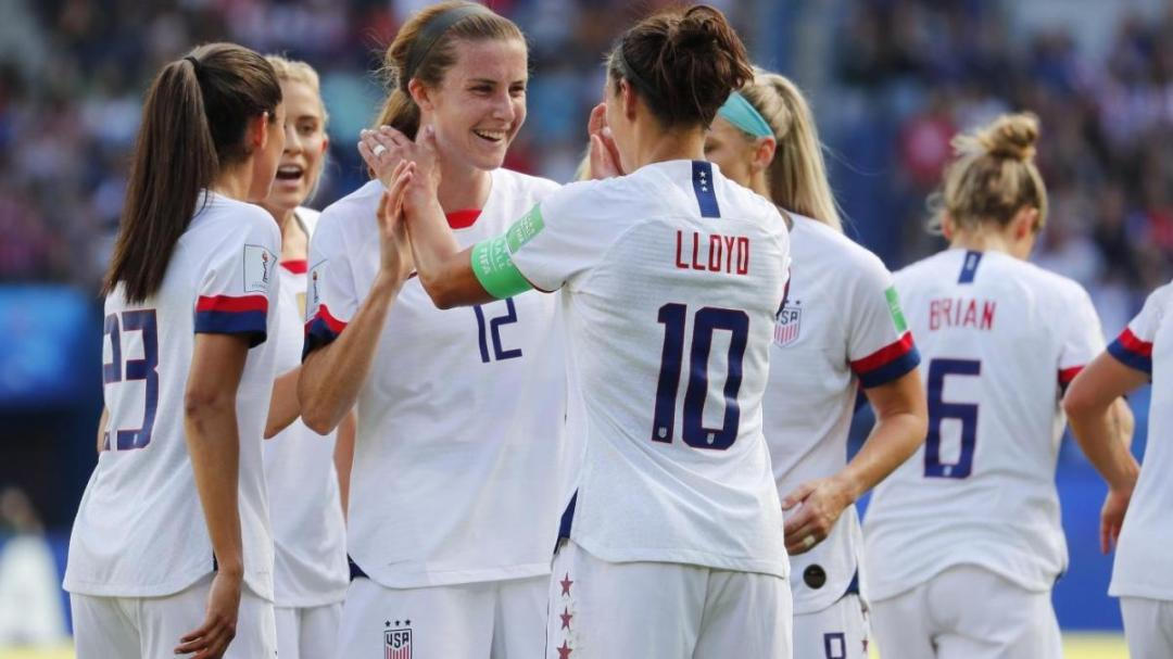 USWNT player grades: Julie Ertz, Carli Lloyd stand out as USA soccer rolls again at 2019 World Cup